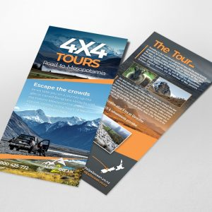 Brochures/Rack Cards