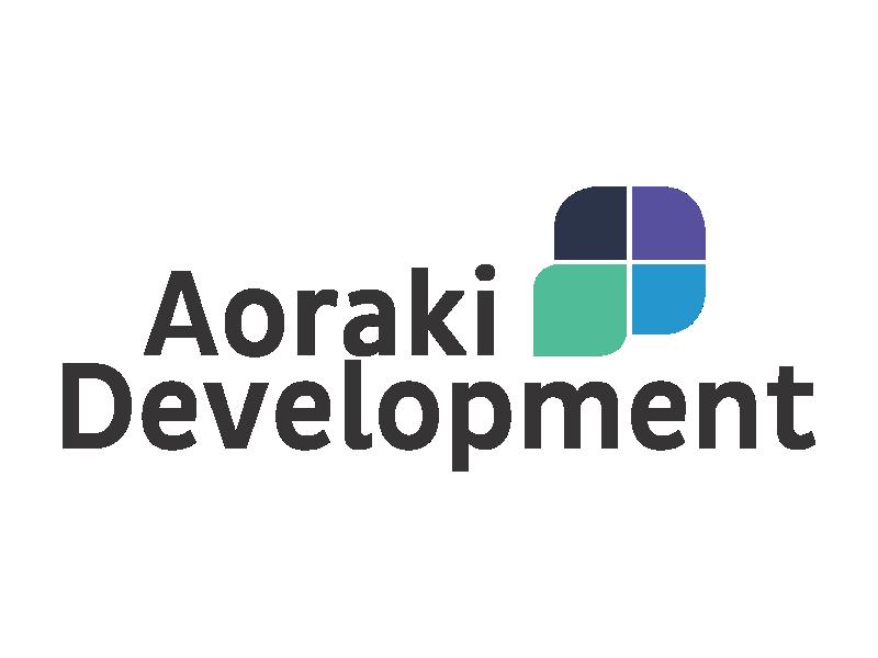 Aoraki Development Logo