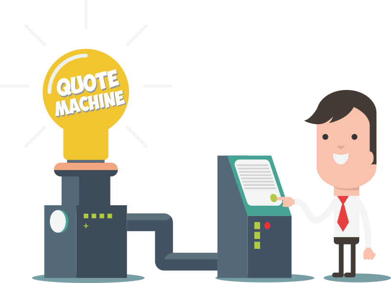 Copyfast quote for printing design websites