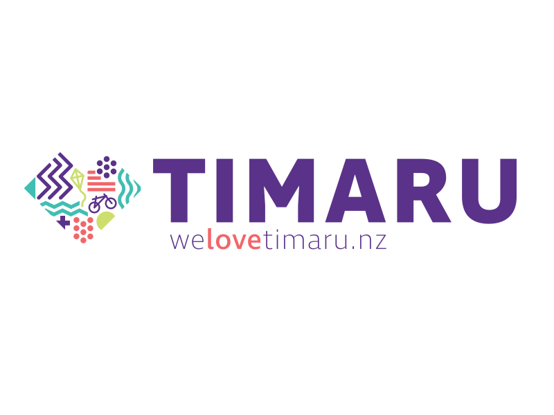 We Love Timaru Logo