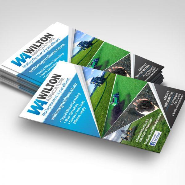 Wilton Agriculture - Fridge Magnet
